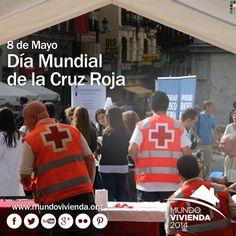 8 de Mayo - Día Mundial de la #CruzRoja