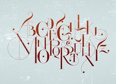 Beautiful typography work for your logo design inspiration | Logo Design Gallery Inspiration | LogoMix