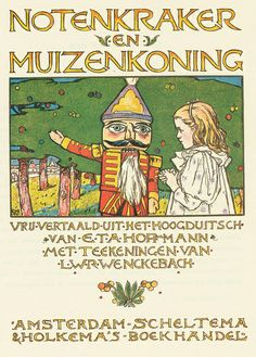 The Nutcracker/Notenkraker en de Muizenkoning, 1898, L.W.R. Wenckebach