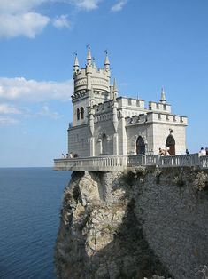 Swallow's Nest, Ukraine