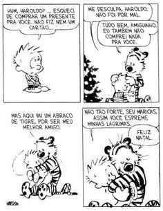 Calvin e Haroldo - Tirinha nº32
