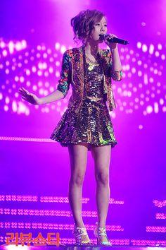 Girls' Generation's Taeyeon reveals the secret to maintaining her figure #allkpop #kpop #GirlsGeneration #SNSD