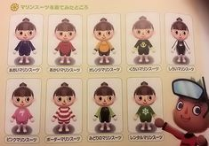 wetsuits acnl - Google Search