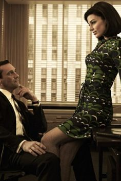 "Will ""Mad Men"" (and Don Draper) get some Emmy love when nominations are announced this week?"