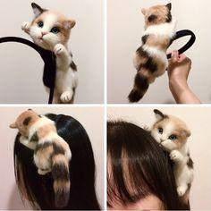#CatThemeLolita: Do you need this [-✌-Cat Headbow-✌-]? Women's Jewelry - http://amzn.to/2j8unq8