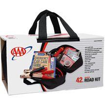 Some kind of car emergency kit