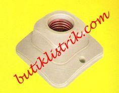 Fitting Plafon Segi 4 New Informasi dan Pemesanan Hub : 031-70458810 atau tokolistrik@gmail.com