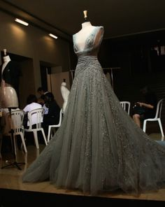 """Elie Saab ~ from """"Modern Girls and Old-Fashioned Men"""""""