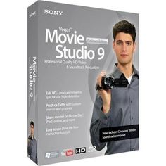 Sony Vegas Movie Studio Platinum 9  [OLD VERSION]