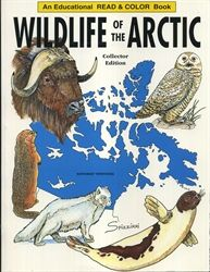 Wildlife of the Arctic - Coloring Book