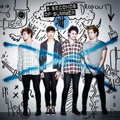 Monogrammed Magnolias | What My Ears Have Been Loving | 5 Seconds of Summer | 5sos