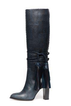 Paul Andrew | Tall boots [Photo: Courtesy]