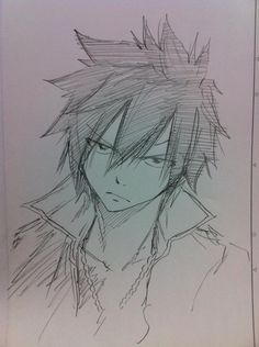 Image de fairy tail, gray fullbuster, and anime Fairy Tail Gray, Fairy Tail Ships, Art Fairy Tail, Fairy Tail Drawing, Anime Fairy Tail, Fairy Tail Love, Fairy Tail Guild, Manga Drawing, Fairy Tales