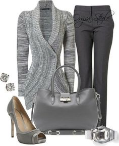 Casual Winter Fashion Trends & Ideas 2013 For Girls & Women... Can add any basic solid colored tank or shirt, plus tights under pants for a little more warmth during winter