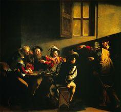 """Stendhal-Syndrom: Heimgeleuchtet – Caravaggios """"Berufung des Matthäu..."""
