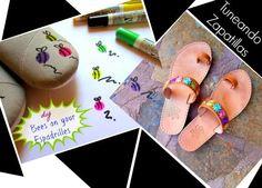 diys zapatillas tuneadas paso a paso tutorial