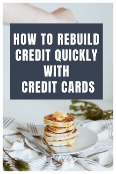 How To Build Credit With Credit Cards One of the fastest way to repair and rebuild your credit fast is with a credit card. But first you need to learn these credit score raising tips that you'll need to apply with your credit cards. Learn more here. Miles Credit Card, Credit Card Hacks, Paying Off Credit Cards, Best Credit Cards, What Is Credit Score, Improve Your Credit Score, Rebuilding Credit, Build Credit, Credit Card Interest