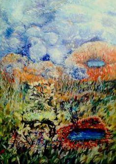 "Saatchi Art Artist Nada  Sucur Jovanovic; Painting, "",,The rein ,,"" #art"