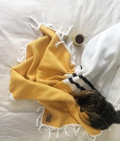 Endless Snuggles 🙌 Sunday # 1 ✔️ Looking forward to # 2 & 3 . Happy Long Weekend, Ceramic Artists, Snuggles, Sunday, Ceramics, Blanket, Yellow, Cotton, Fashion
