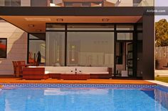 Genuine luxury with private pool. - Airbnb. in LOVE.