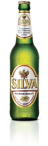 Silva is a premium beer with an alcohol concentration of 5.1%, a primary extract of 11.2 º P and all the necessary characteristics: yellow-golden color, flavored taste, clarity, rich foam and long-time freshness.