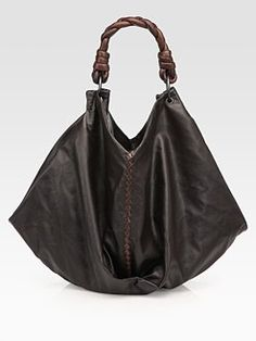 Bottega Veneta Large Aquilone Hobo Bag
