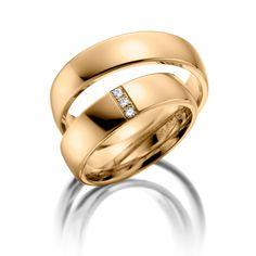 Verighete aur galben MDV655 #verighete #verighete5mm #verigheteaur #verigheteaurgalben #magazinuldeverighete Aur, 50 Euro, Wedding Rings, Engagement Rings, Karate, Jewelry, Couple, Model, Crystal