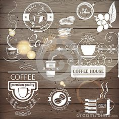 Coffee Bean Stamp Stock Photos, Images, & Pictures – (687 Images)