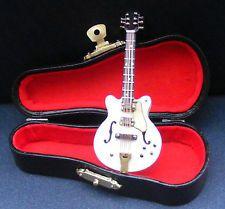 Miniature Guitar Perfect Handmade Mini Guitar from