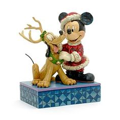 Released 2014. 'Santa's Best Friend'  Mickey Mouse and Pluto