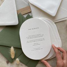 Wedding Invitation Video, Custom Wedding Invitations, Wedding Stationery, Stationery Printing, A Little Party, Envelope Design, Invitation Card Design, Wedding Arrangements, Wedding Announcements