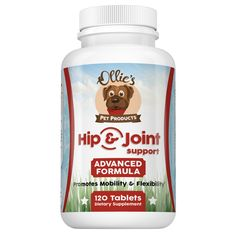 Glucosamine Chondroitin for Dogs, Chewable Hip and Joint Supplement, MSM   Natural Ingredients,120 Dog Joint Supplements, Helps Hip Dysplasia, Dog Joint Pain Relief, Canine Glucosamine MADE IN THE USA! >>> Click image for more details. (This is an affiliate link and I receive a commission for the sales)