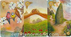 The Celtic Lenormand Oracle