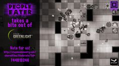 #PeopleEater on #Greenlight Vote YES! http://steamcommunity.com/sharedfiles/filedetails/?id=744813246 #gamedev #gaming #indie #pc…