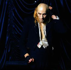 The Rocky Horror Picture Show (1975) Richard O'Brien as Riff Raff