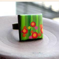 garden ring By saltandpaper, via Flickr.