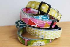cool pattern on dog collars - WEIM #dog #dogcollar #obojok #prepsa #pes #fresh #patterns