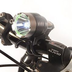 Bright Eyes Rechargeable Bike Light.