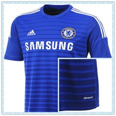 new home jersey of Chelsea for 2014 2015 season