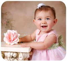 Image detail for -Dandelion Wishes® { Baby's First Birthday Portraits } VA DC MD ...
