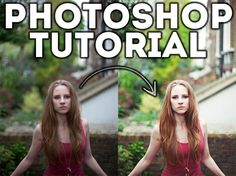 4 easy steps to Photoshop Bliss.