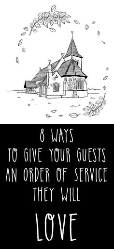 What to include in your Order of Service? What do your guests actually need to know? It's difficult to decide, but this guide will really help you produce an Order of Service Booklet and Wedding program that your guests will love.
