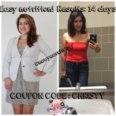 2016 new you! Weightloss and dieting...It's easier than you think! #transformation    http://uniconutrition.com/ref/272/