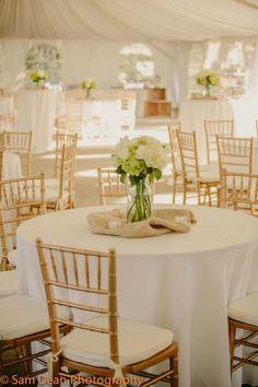 Décoration de table mariage en 28 idées pour la table ...