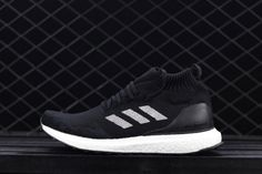 6d8d83c04 2018 Cheap adidas Ultra Boost Mid Black White Outlet For Sale – New Yeezy  Boost