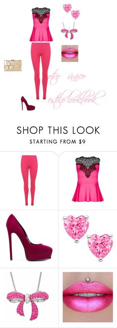 """""""other unique style lookbook"""" by miliorobb on Polyvore featuring WearAll, City Chic, Casadei, Amanda Rose Collection, Jeffree Star and Rimen & Co."""