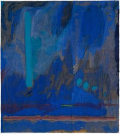 Helen Frankenthaler, Tales of Genji III, 1998 - ElemenoP