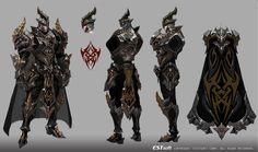 ArtStation - cabal online Armor design, jungmin jin /dospi