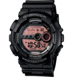 Casio G-Shock Military Style World Time Black Dial Men's watch #GD100MS-1 Casio. $100.00. Condition:brand new with tags. Band color: black. Dial color: digital dial. Brand:Casio. Model: GD100MS-1. Save 13% Off!