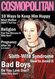 Tudor Cosmopolitan Katherine Parr